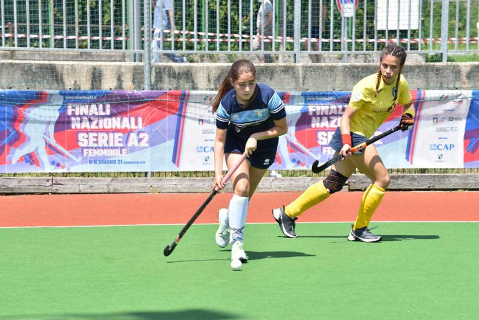 Playoff femminile: Lazio quarta.